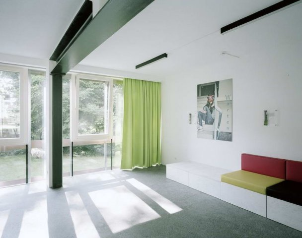 Appesbacher Holzbau, Clearing House, Foto: David Schreyer